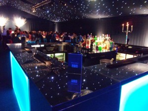 Mobile Bar Gallery -Square-LED Bar